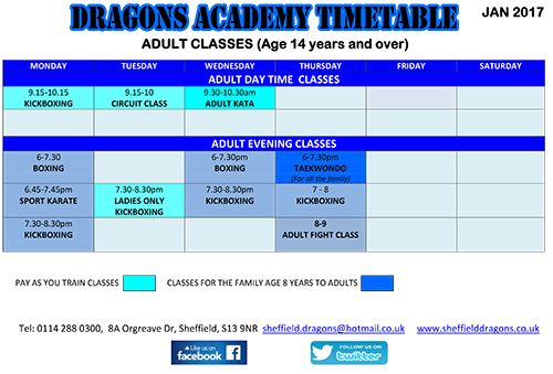 SHEFF DRAG TIME TABLE jan 2017 back.jpg